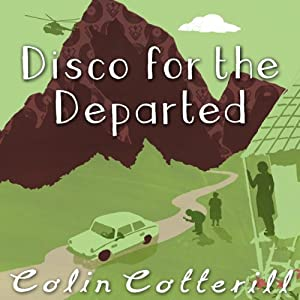 Disco for the Departed | [Colin Cotterill]