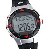 Sinotech NEW Multifunction 30m Waterproof Pulse Heart Rate Counter Calories Monitor Sport Wrist Heart Rate Test Watch Xld006