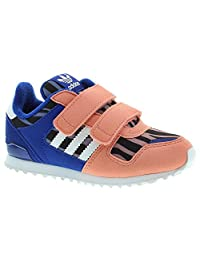 adidas ZX 700 CF I Kid Sneakers Pink/White/Royal Blue M25251