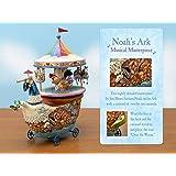 Jim Shore Heartwood Creek Noah's Ark Musical Masterpiece