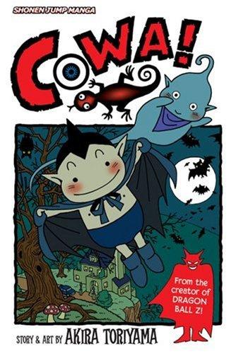 COWA! (Shonen Jump Manga)