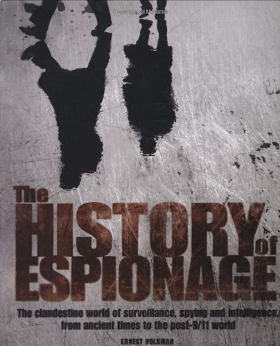 HISTORY OF ESPIONAGE HBK