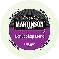 Martinson Coffee Donut Shop, 24 Single Serve RealCups