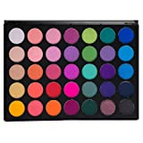 (3 Pack) MORPHE BRUSHES 35 Color Glam Palette - 35B