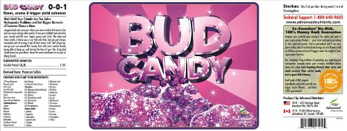 Advanced Nutrients Bud Candy - 1L