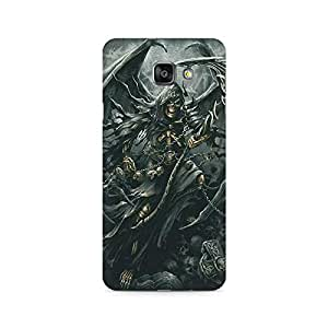 Mobicture Skull Abstract Premium Printed Case For Samsung A510 2016 Version