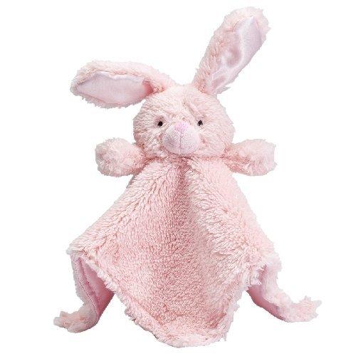 Elegant Baby Bunny Blankie Buddy - 1