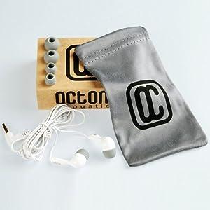 Groove Buds Premium In-Ohr Kopfhörer - MP3 In-Ear Ohrhörer Eco Edition