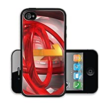 buy Liili Premium Apple Iphone 4 Iphone 4S Aluminum Case Number One In Abstract Futuristic Space 3D Illustration Image Id 21946520