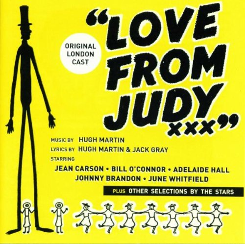 Love From Judy Original London Cast by Original London Cast Recording