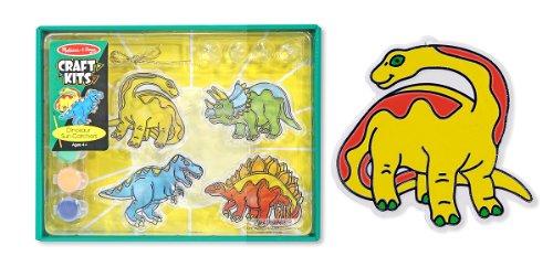Melissa & Doug Dinosaur Sun Catchers