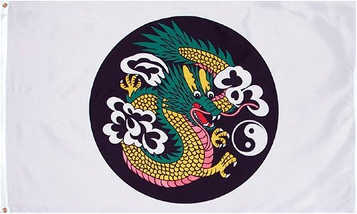 Dragon Flag - 3 foot by 5 foot Polyester (NEW)