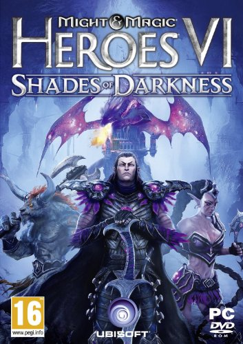 Might And Magic Heroes Vi: Shades Of Darkness (Pc-Dvd)