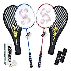 Silver's SIL-970 COMBO4 Badminton Kit