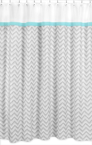 Teen Shower Curtain front-1070306