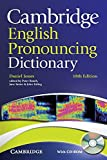 img - for Cambridge English Pronouncing Dictionary with CD-ROM book / textbook / text book