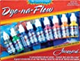 Jacquard Products Dye-Na-Flow Exciter Pack, 9-Color