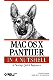 img - for Mac OS X Panther in a Nutshell by Chuck Toporek (2004-07-02) book / textbook / text book
