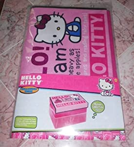 Hello Kitty Collapsible Trunk