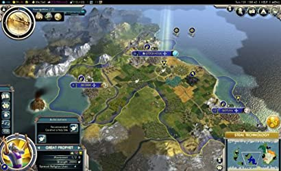 Sid Meier\\\\\\\'s Civilization(R) V Gold Edition (日本語版) [オンラインコード] [ダウンロード]