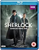 Sherlock - Series 2 [Blu-ray]