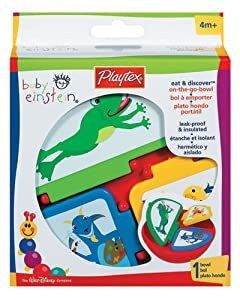 Playtex Baby Einstein On-the-Go Snacker