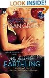 My Favorite Earthling (Otherworldly Men, Book 2)