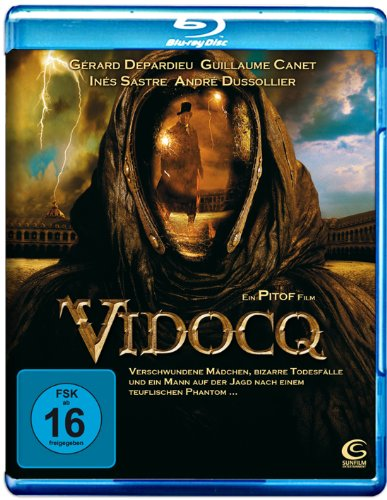 Vidocq (Single Edition) [Blu-ray]