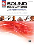 Sound Innovations for String Orchestra, Bk 2: A Revolutionary Method for Early-Intermediate Musicians (Violin) (Book, CD & DVD)
