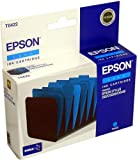 Epson T0422 Original Printer Ink Cartridge - For use with Epson Stylus C82 CX5200 CX5400 - Cyan