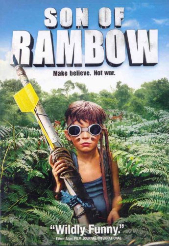 Cover art for  Son of Rambow