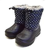 BEAR FOOT(ベアーフット) ジュニアスノーシューズ/EVAウインターブーツ/スノートレーニングシューズ/軽量 防風 防寒 スノーブーツ/寒い日でもあったか雪でも安心 子供用軽量ブーツ/トレッキングシューズ ボーイズ...
