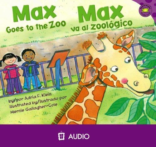Max Goes to the Zoo/Max Va Al Zoologico (Read-It! Readers En Espanol: La Vida De Max)