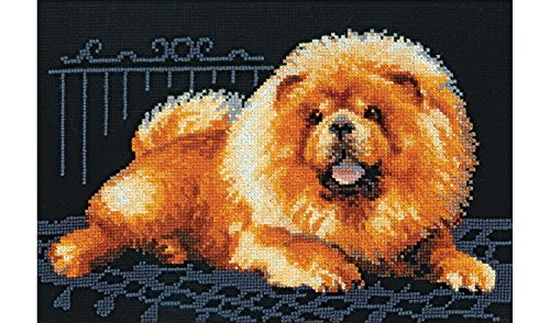 riolis-chow-dog-cross-stitch-kit