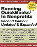 img - for Kathy Ivens: Running QuickBooks in Nonprofits (Paperback - Revised Ed.); 2011 Edition book / textbook / text book