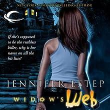 Widow's Web: Elemental Assassin, Book 7 (       UNABRIDGED) by Jennifer Estep Narrated by Lauren Fortgang