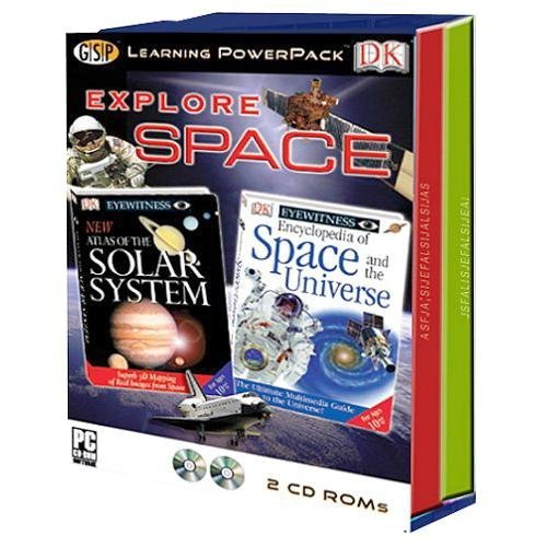 Global Software Explore Space Learning Powerpack