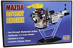 Minicraft Models Minicraft Models Visible Rotary Engine 1/5 Scale