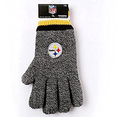 Pittsburgh Steelers Insulated Thermal Gloves