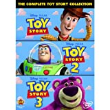 The Complete Toy Story Collection: Toy Story / Toy Story 2 / Toy Story 3 [DVD]