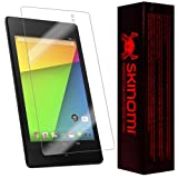 Skinomi® TechSkin - Google Nexus 7 2013 (Wi-Fi) 2nd Generation Screen Protector Ultra Clear Shield + Lifetime Warranty