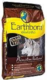 Earthborn Holistic Primitive Natural Grain-Free Dry Dog Food, 28-Pound