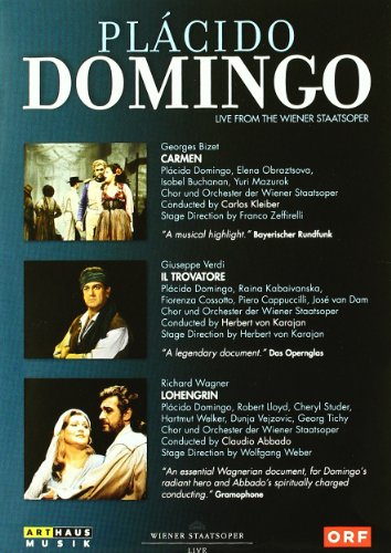 Placido Domingo Box [Reino Unido]