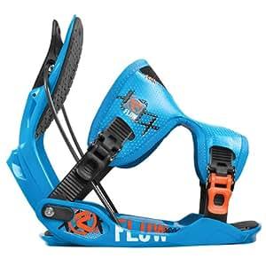 Flow Trilogy Snowboard Binding Blue, XL