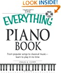 The Everything Piano Book with CD: Fr...