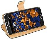 mumbi Tasche im Bookstyle für Samsung Galaxy S6 / S6 Duos...