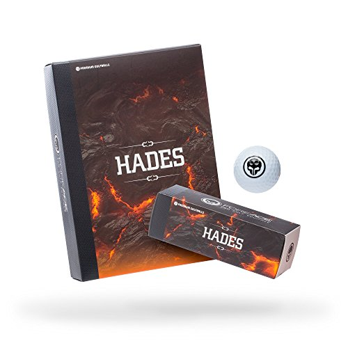 Hades Golfbälle von FOREACE - der günstige Golfball