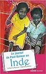 Le journal de Paul Balmer en Inde par Reisser