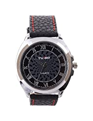 Turbo Youth Analogue Silver Dial Men's Watch - R103-002S