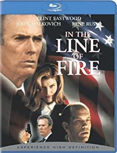 In the Line of Fire [Blu-ray] (Bilingual) [Import]